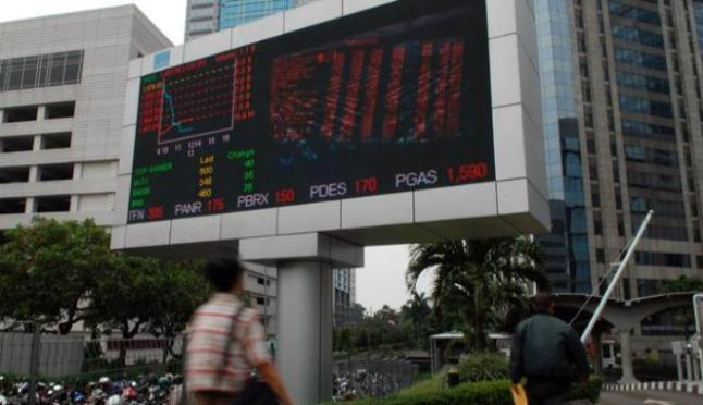 harga saham big screen